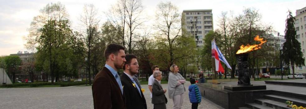 71 rocznica Powstania w Getcie Warszawskim