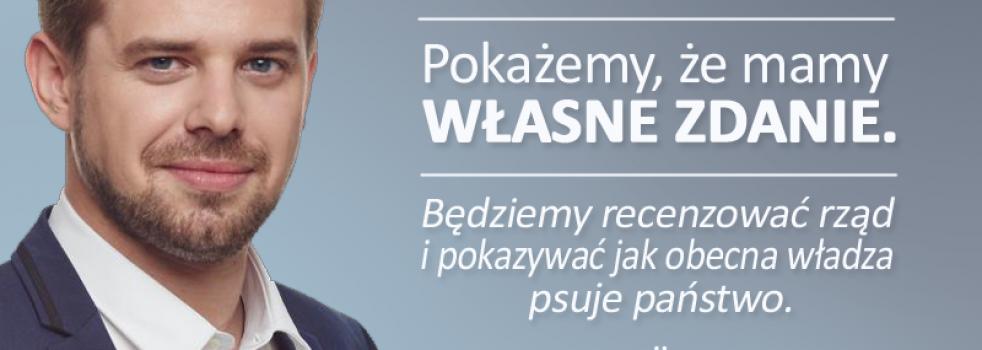 Piotr Kołomycki nowym przewodniczącym