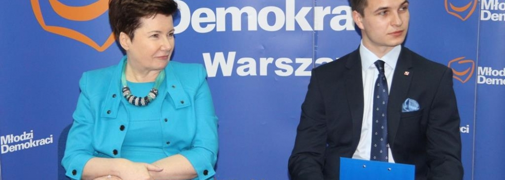 Z H. Gronkiewicz-Waltz o Warszawie i Polsce