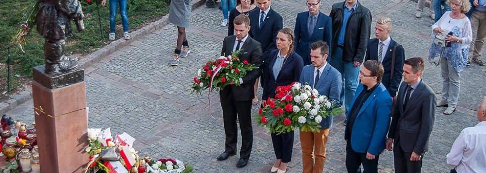 Obchody rocznicy wybuchu Powstania Warszawskiego