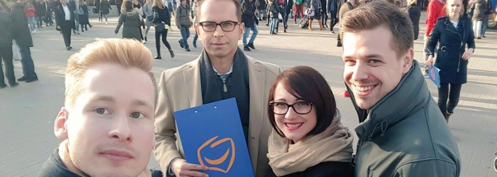 Zbieramy podpisy pod #referendumSzkolne