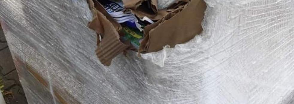 Interwencja ws. zaśmiecania ulic przez Patryka Jakiego