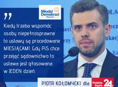 #MłodziWMediach – Piotr Kołomycki