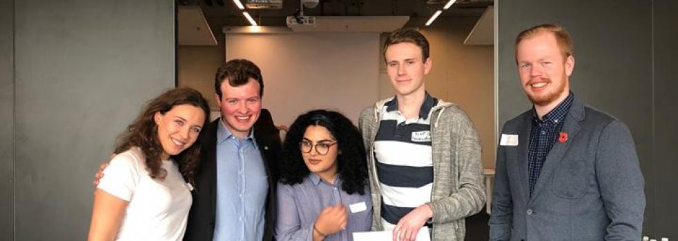 Spotkanie z młodymi norweskimi politykami