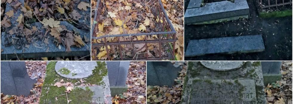#100latNiepodległości – Cmentarz żydowski w Warszawie