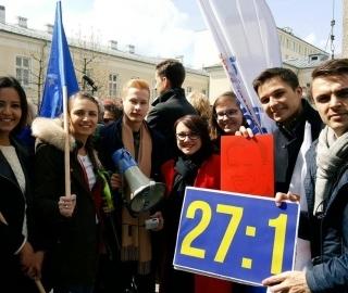 Wspieramy Donalda Tuska