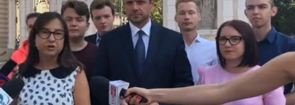 """Konferencja """"uTALENTowana Warszawa"""" z Rafałem Trzaskowskim"""