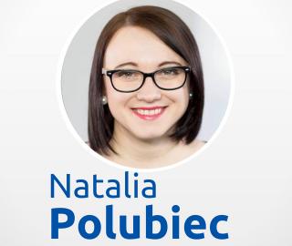 Natalia Polubiec nową przewodniczącą